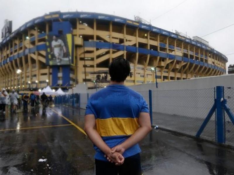 Estadio de Boca evacuado por amenaza de bomba