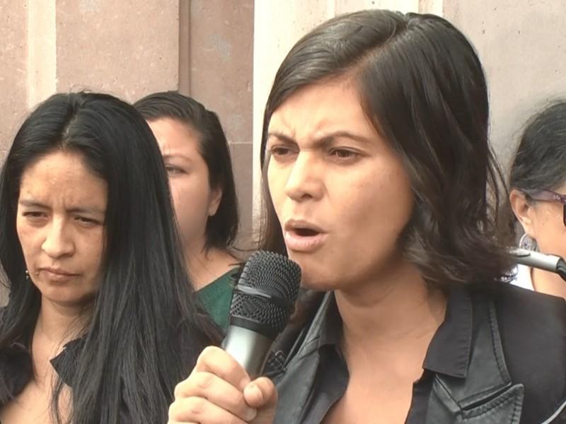 Estado criminaliza al movimiento feminista: Mara Muñoz