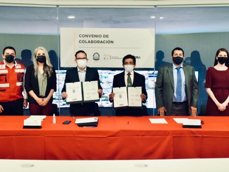 Estado de Morelos toma ejemplo de Sonora en seguridad