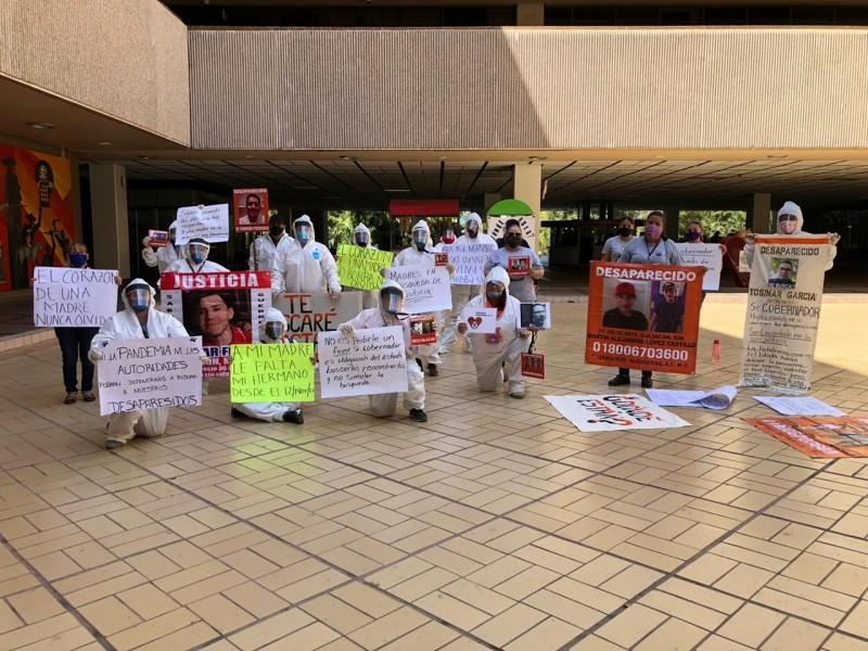 Estado en deuda con familiares de desaparecidos: Sabuesos Guerreras