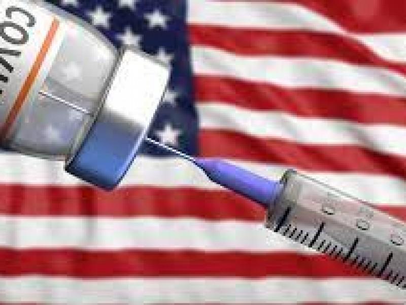 Estados Unidos aplicará vacuna anticovid de refuerzo