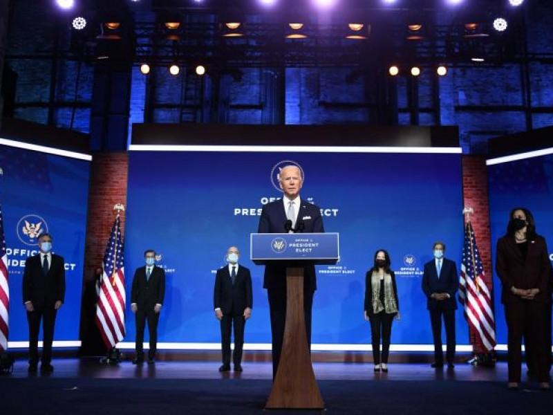 Estados Unidos está de vuelta: Joe Biden