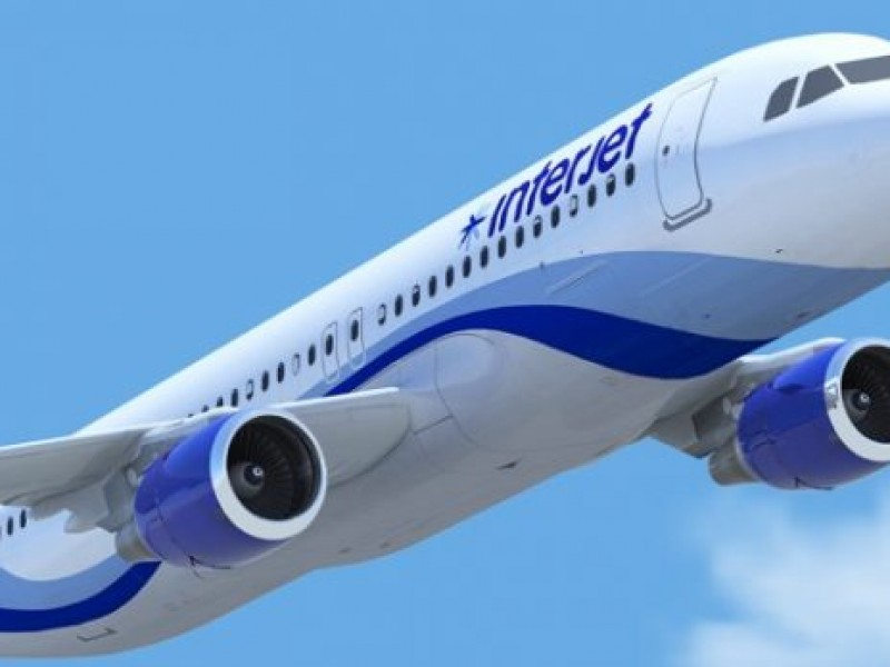 Estalla huelga en interjet
