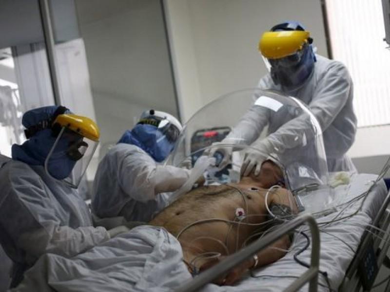 Están hospitalizados el 97% de contagiados COVID de Puebla