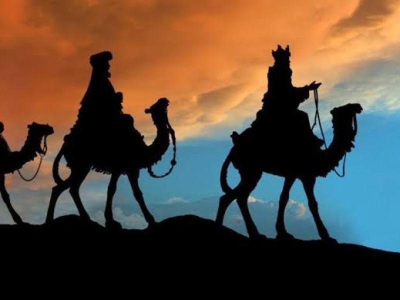 Están por llegar los Reyes Magos