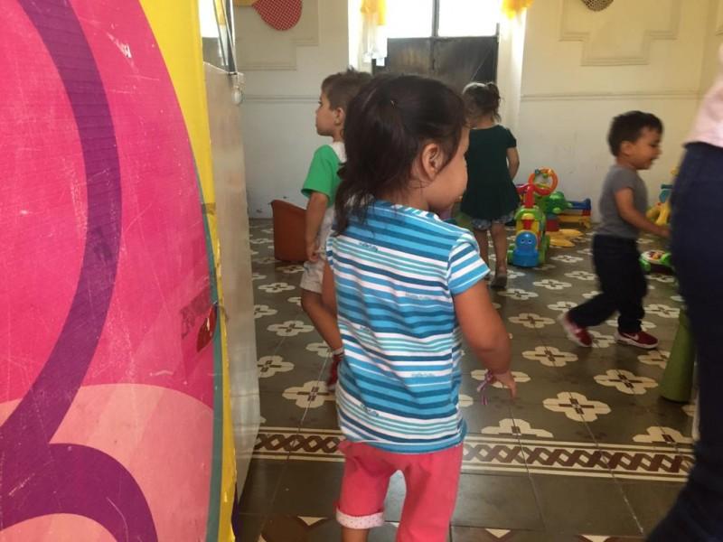 Estancias infantiles esperan resolución de amparos