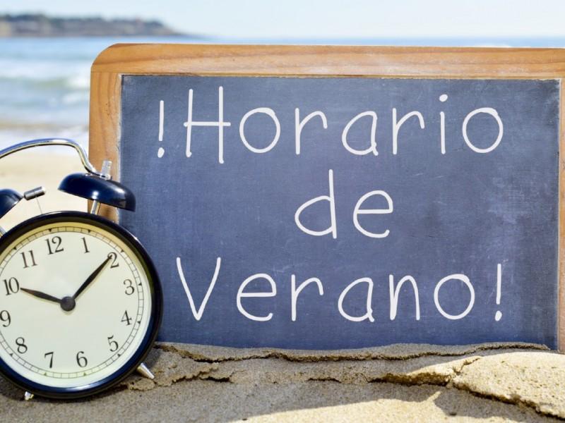 Este domingo 4 de abril inicia el horario de verano