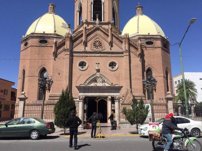Este domingo oficiarán misa en iglesias de Gómez Palacio