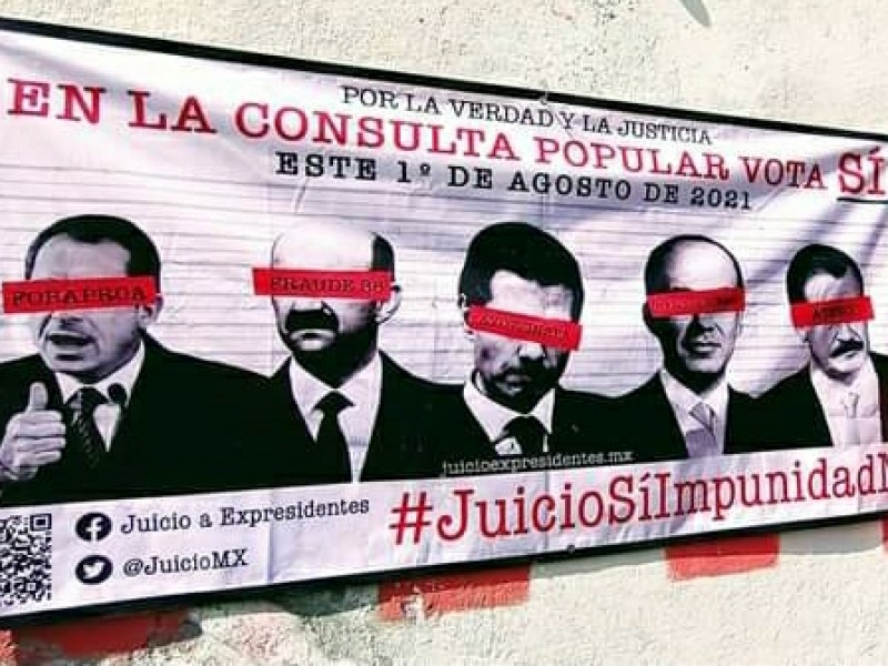 Este domingo realizarán consulta popular en México