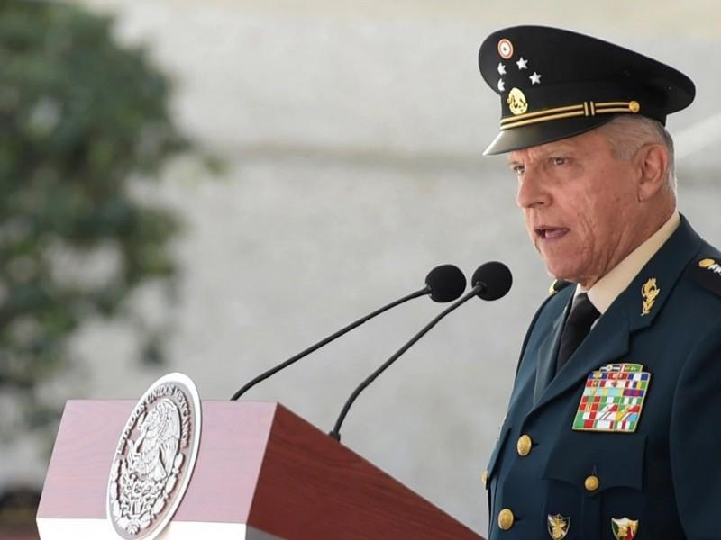 Este es el expediente del caso del general Salvador Cienfuegos
