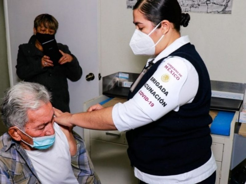 Este jueves arranca la vacunación en adultos mayores en Etchojoa