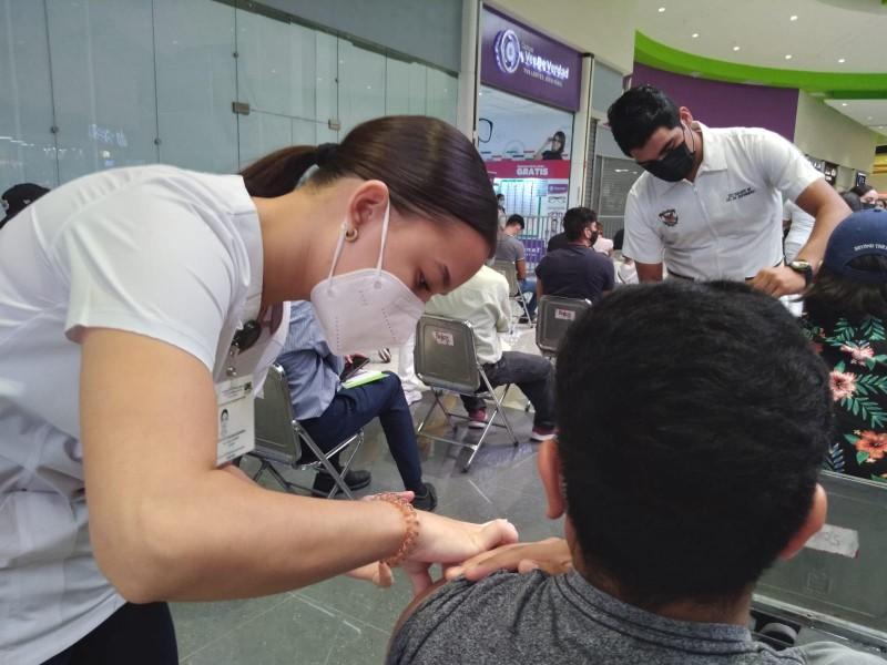 Este jueves vacunarán rezagados en Los Mochis