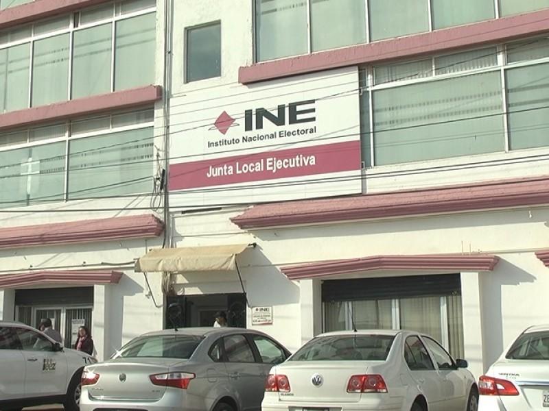 Este lunes INE reinició distintos trámites para credenciales