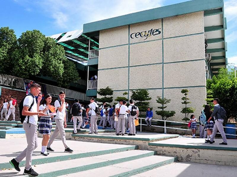 Este lunes inició ciclo escolar 2020-2021 en preparatorias de Sonora