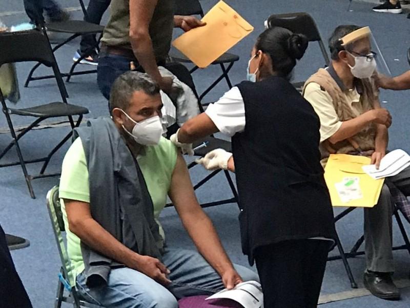 Este lunes inicia vacunación de 40-49 años en 15 municipios