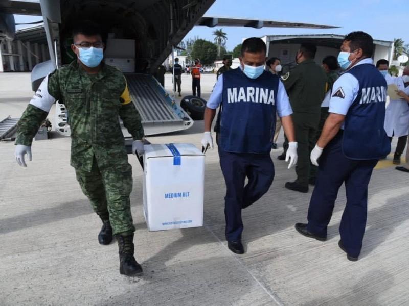 Este martes 09 marzo arranca vacunación en Puerto de Veracruz