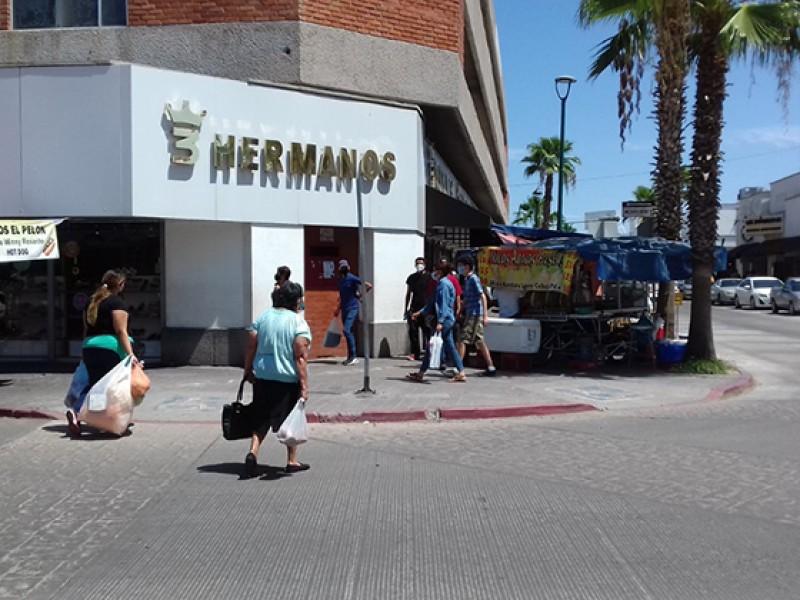 Este miércoles reabrieron 690 comercios no esenciales en Hermosillo