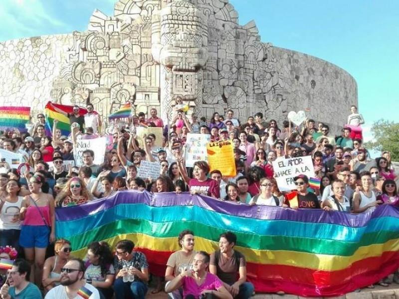 Este miércoles SCJN analiza matrimonio igualitario en Yucatán