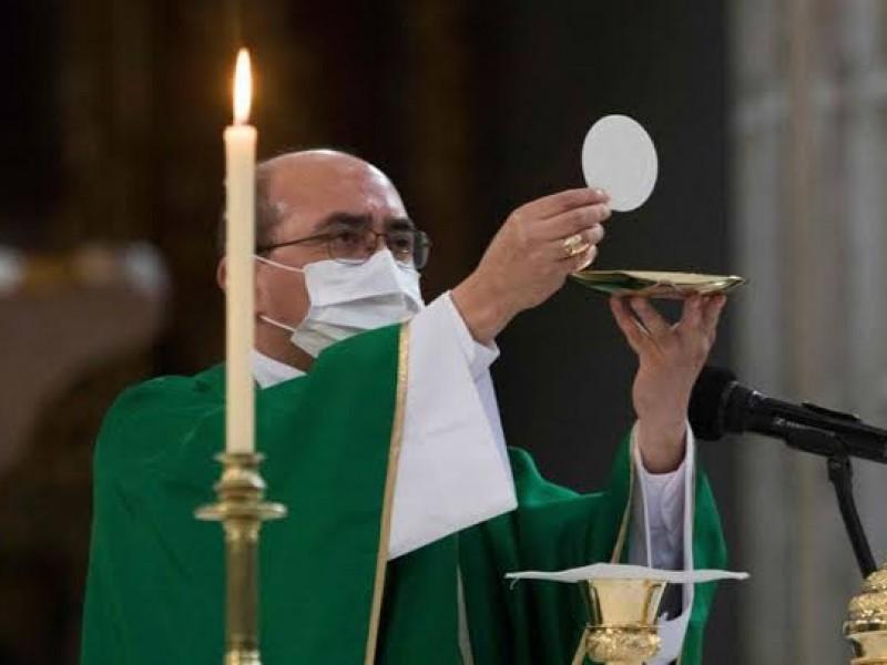 Este próximo 20 de septiembre regresan las misas presenciales