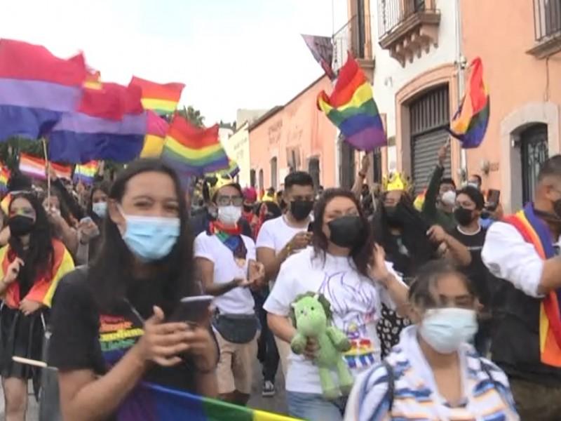 Este sábado, marcha del orgullo gay en Guadalupe