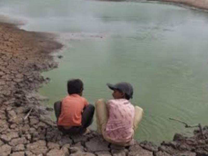 Estiaje provoca bajo nivel de ríos en Chiapas