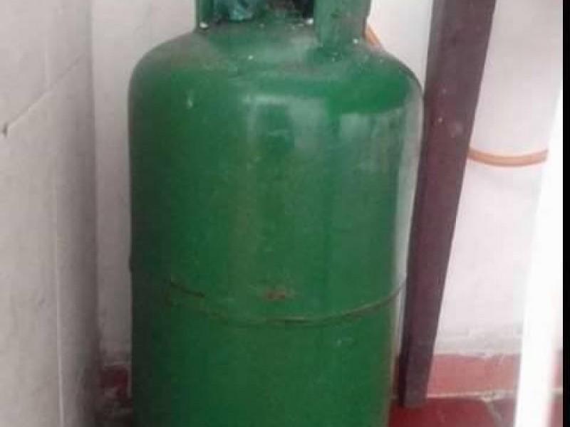 Esto incrementó el cilindro de 20 kg de Gas Lp