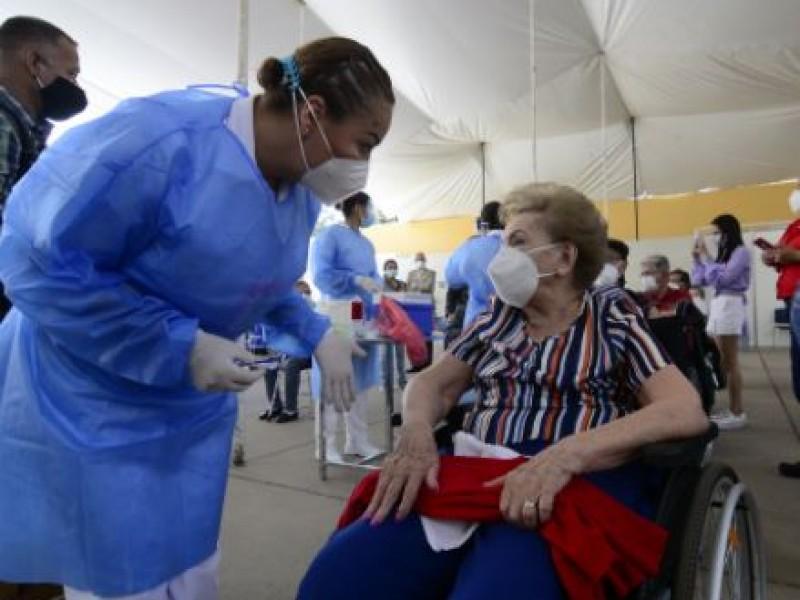 Éstos son los 11 módulos de vacunación en Tonalá