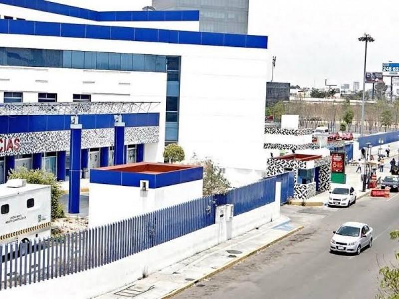 Estos son los nosocomios COVID en Puebla