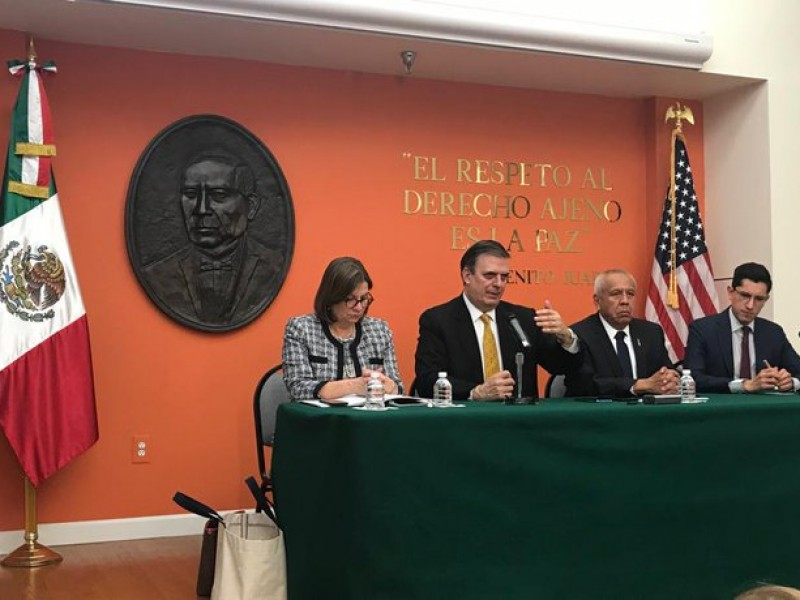 Estrategia mexicana de migración da resultados positivos