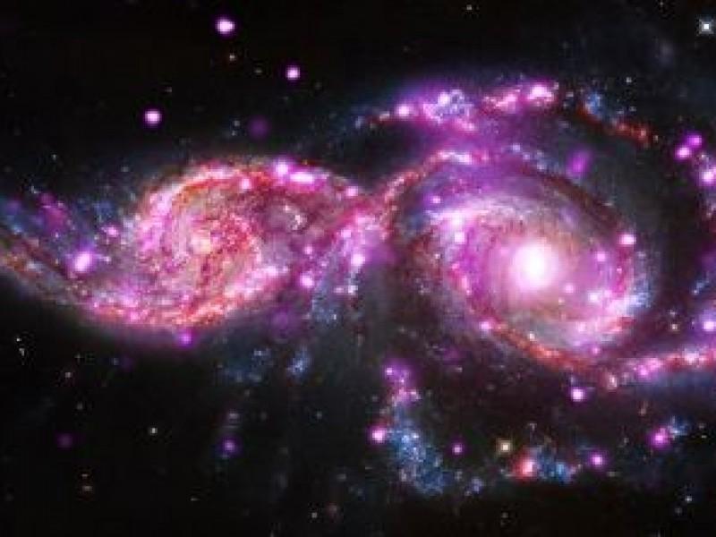 Estrellas que viajan a la Vía Láctea