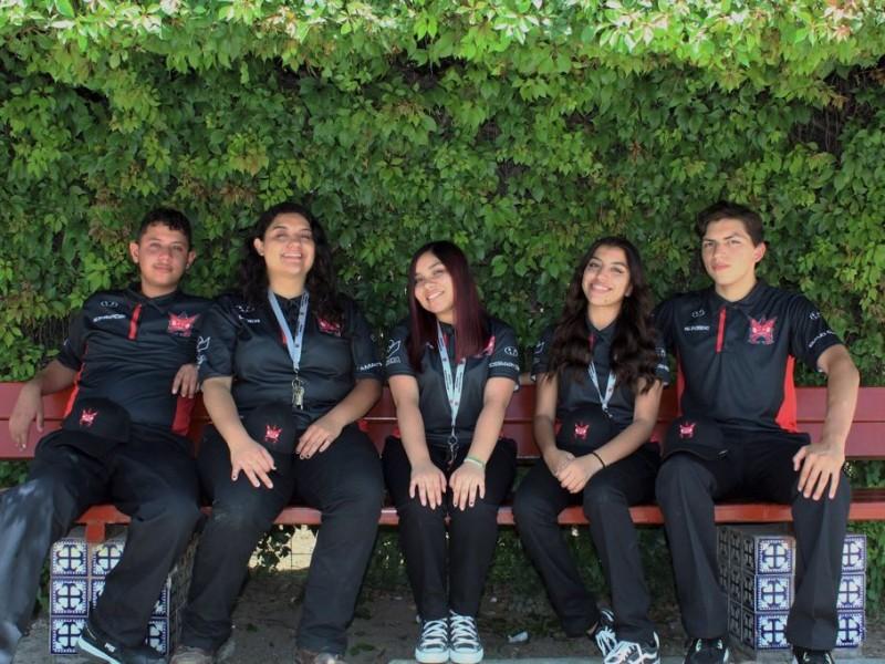 Estudiantes de Conalep de Magdalena representarán a México en F1