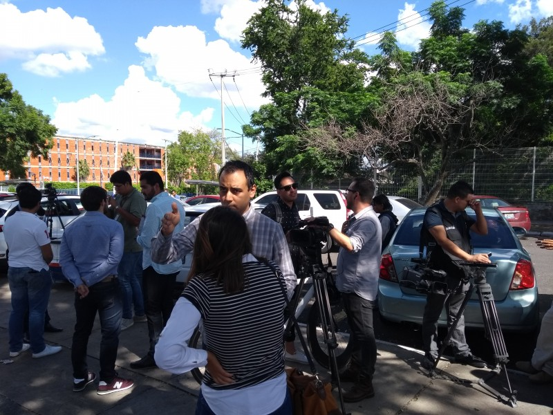 Estudiantes marcharán ¡Hartos! por inseguridad