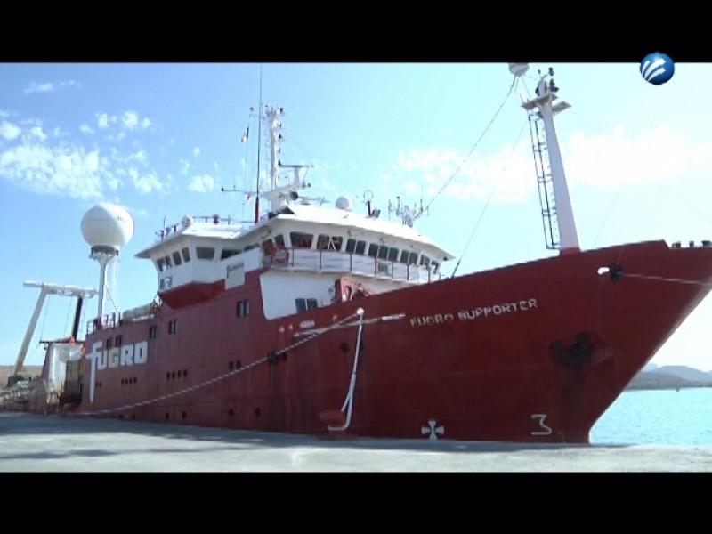 Estudiarán sedimentos y corrientes por cable submarino