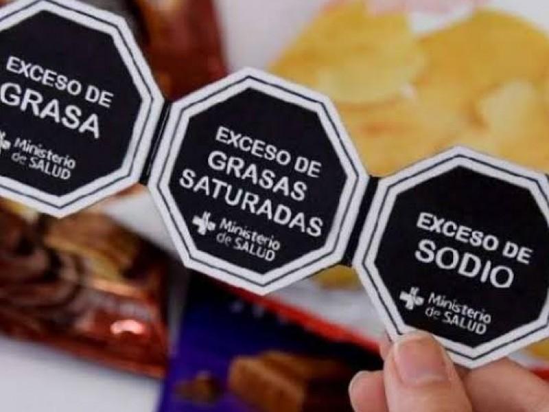 Etiquetado frontal de alimentos insuficiente para combatir índices de obesidad