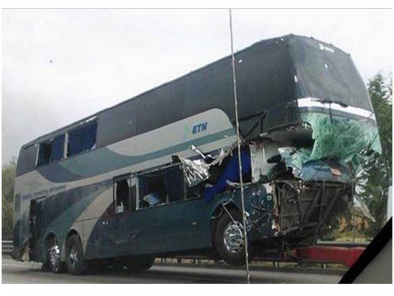 ETN continúa omiso ante accidente de zacatecanos