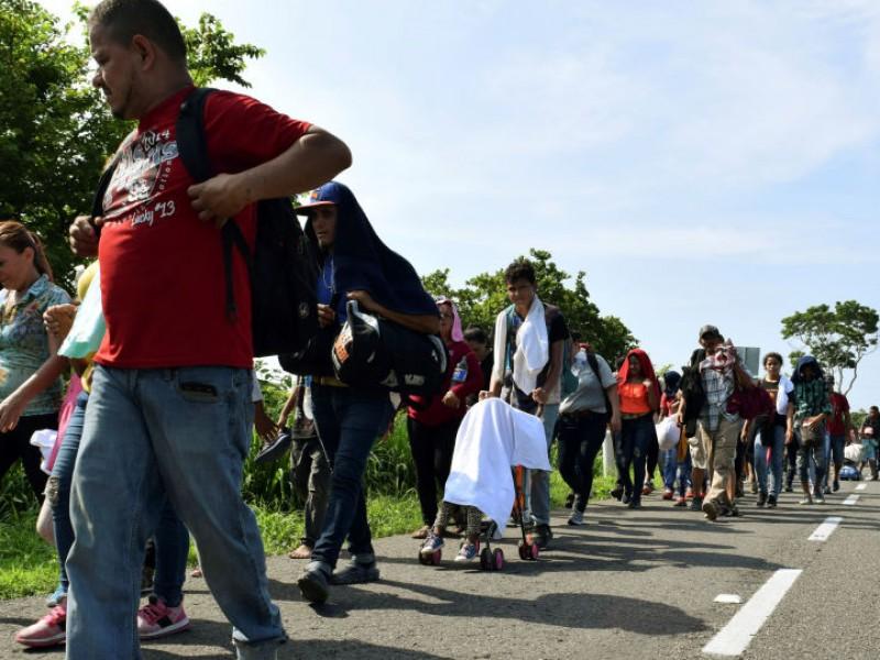 EU dará 5 MMDD para disminución de migración