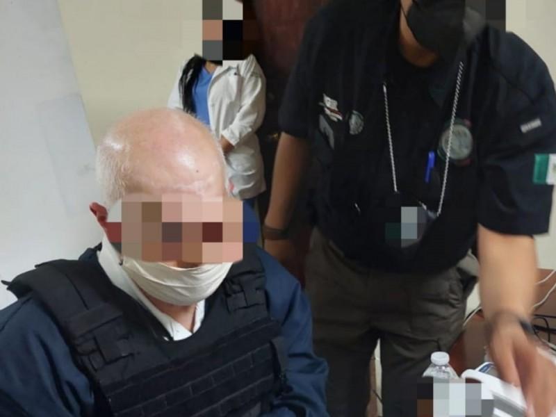 EU entrega a México al narcotraficante Eduardo Arellano Félix