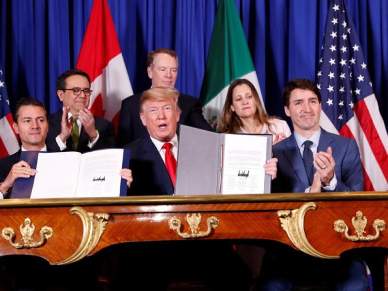 📹EU, México y Canadá firman el nuevo acuerdo