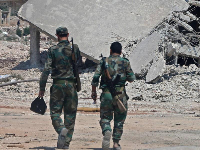EUA ataca a grupo ligado con Al Qaeda