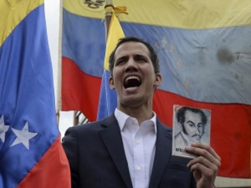 EUA certifica la entrega a Guaidó de activos