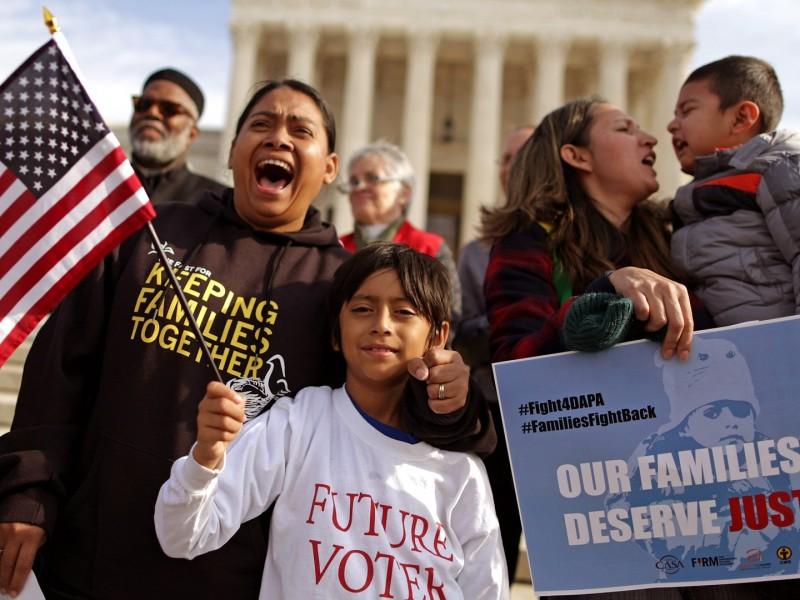 EEUU defiende separación de niños de sus padres