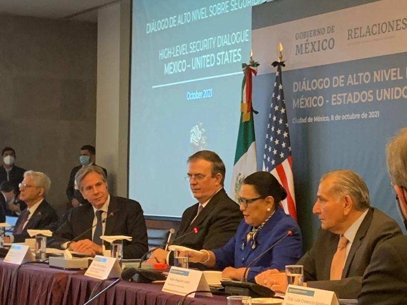 EUA enviará apoyos para Acuerdo Bicentenario