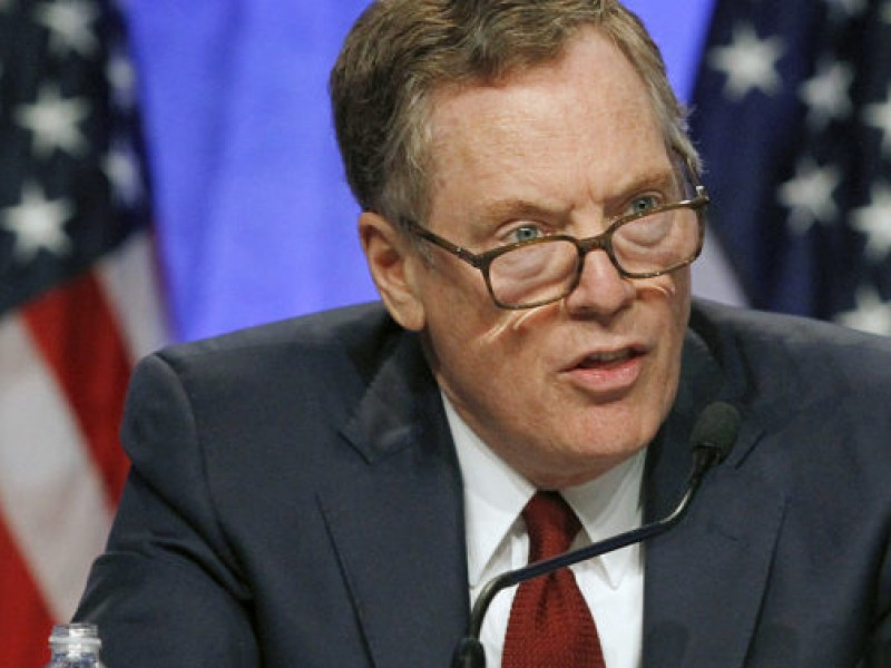 EUA espera concluir pronto renegociación de TLCAN