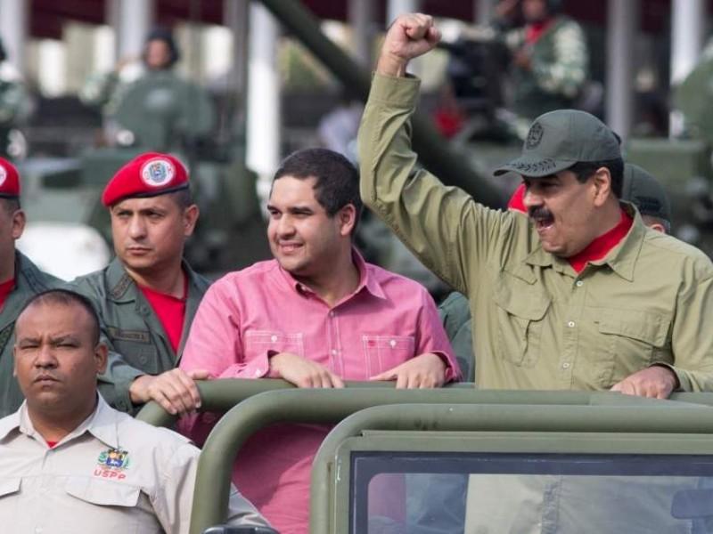 EUA impone sanciones al hijo de Nicolás Maduro