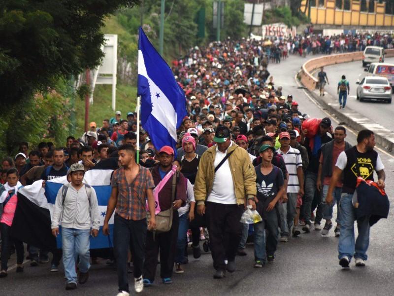 """EUA instituye """"política de retorno"""" para migrantes"""