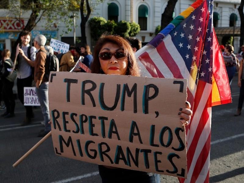 EUA: Más de 92 mil personas pidieron asilo