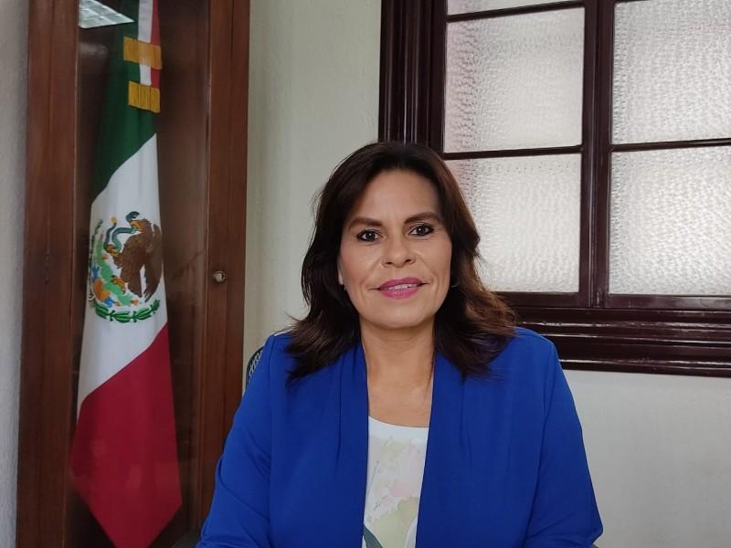 Evalúa Sara Valle su trabajo en administración municipal