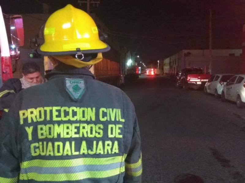 Evacuación por fuga de amoniaco en San Carlos