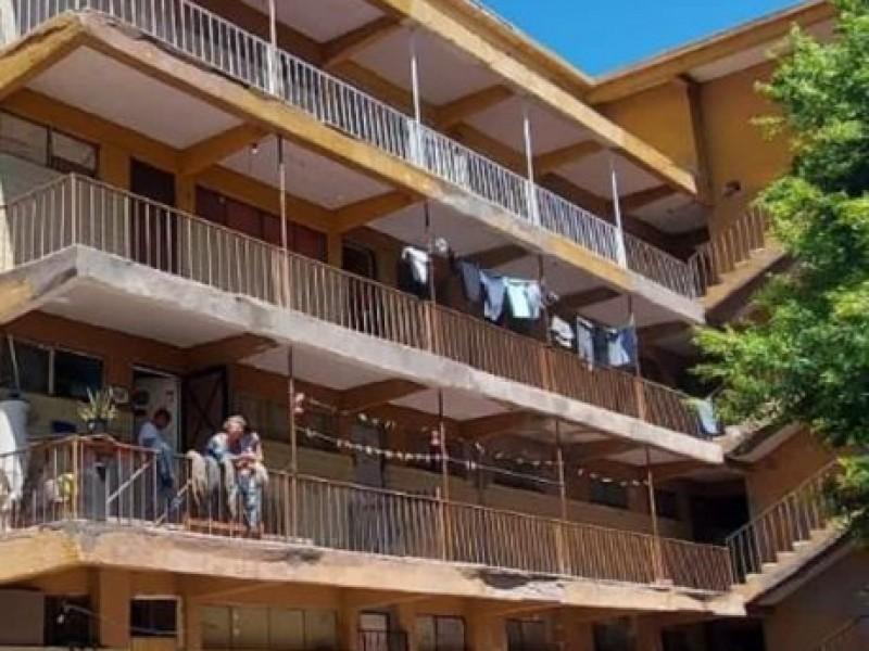 Evalúan daños y posibles riesgos por sismo en Guaymas