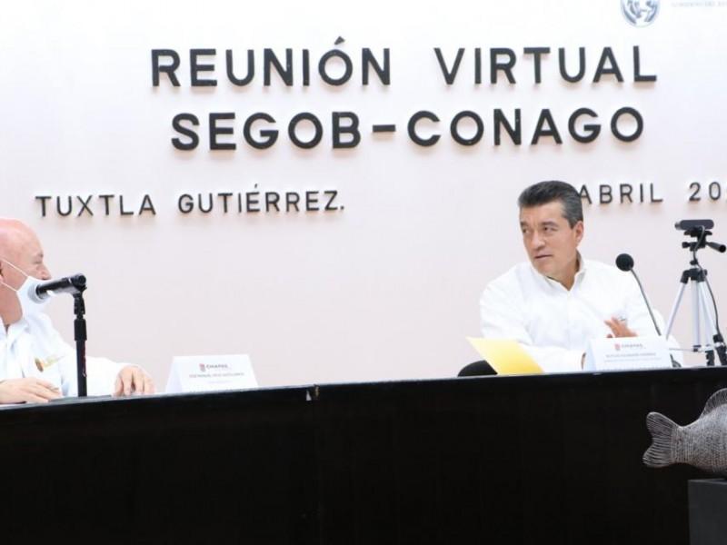Evalúan en México Estrategia Nacional de Vacunación contra COVID-19